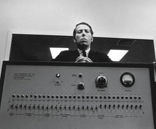 Today – as it was when Milgram conducted his experiment in 1961 – people are prone to follow instructions and are unwilling to challenge their superiors.